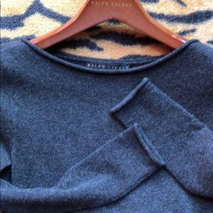 Ralph Lauren Black Label Cashmere Dress Small